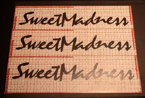 Sweet Madness Stickers